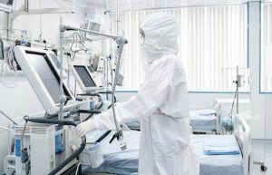 Федеральным больницам Москвы выделят пять миллиардов рублей на перепрофилирование под коронавирус. Фото: сайт мэра Москвы