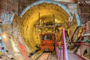 «Салатовую» ветку метро на севере Москвы продлят за МКАД под землей. Фото: сайт мэра Москвы