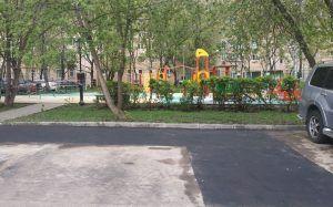 Дорожное покрытие отремонтировали на Таганской улице. Фото предоставлено ГБУ «Жилищник»