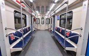 Новый тематический поезд можно увидеть на станции метро «Таганская». Фото: сайт мэра Москвы