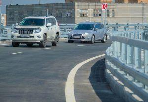 Новый путепровод через МЦК построили в Москве. Фото: сайт мэра Москвы
