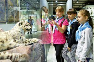 Дарвиновский музей представил новую виртуальную выставку. Фото: Алексей Орлов, «Вечерняя Москва»