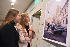 Выставку картин откроют в Доме русского зарубежья имени Александра Солженицына. Фото: Александр Кожохин, «Вечерняя Москва»