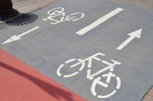Жителям города рассказали о велоинфраструктуре в Москве. Фото: Анна Быкова