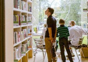 Мастер-класс по немецкому языку состоится в Библиотеке иностранной литературы. Фото: сайт мэра Москвы