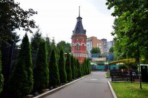 Павильон «Здоровая Москва» открылся в Таганском парке. Фото: Анна Быкова