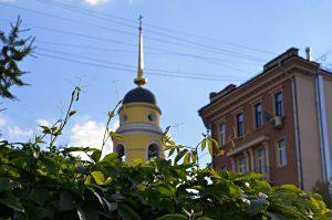 Экскурсию по Таганке провели сотрудники библиотеки имени Василия Ключевского. Фото: Анна Быкова