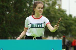 Кубок ЦАО по настольному теннису разыграют в районе. Фото: Наталия Нечаева, «Вечерняя Москва»