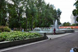 Сотрудники Таганского парка рассказали о хостах. Фото: Анна Быкова