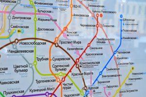 Поезда «Росатома» будут курсировать через станцию «Таганская». Фото: Анна Быкова