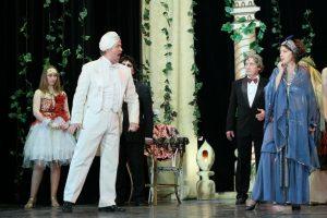 Творческий сезон в Доме культуры «Стимул» откроют музыкальным спектаклем. Фото предоставили в пресс-службе Дома культуры «Стимул»