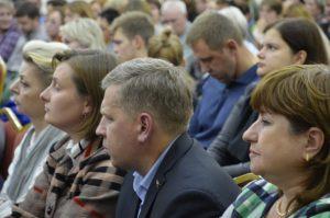 Сотрудники Центра «Моя карьера» проведут встречу по профессиональной ориентации. Фото: Анна Быкова