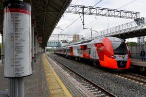 Дополнительные выходы появятся на восьми станциях МЦК. Фото: Владимир Новиков, «Вечерняя Москва»
