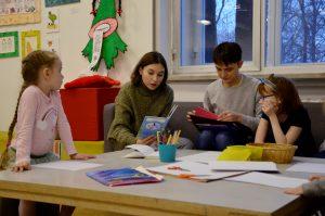 Мастер-класс проведут работники Дома детского творчества «Здесь на Таганке». Фото: Анна Быкова