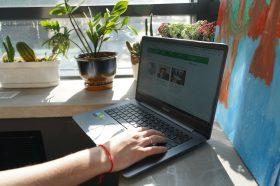 Вебинар организуют сотрудники центра «Моя карьера». Фото: Денис Кондратьев