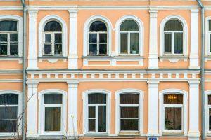 Мозаичный пол обнаружили в доме бывшей городской усадьбы Филиппа Пантелеева. Фото: сайт мэра Москвы
