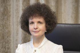 Глава Департамента финансов Москвы Елена Зяббарова