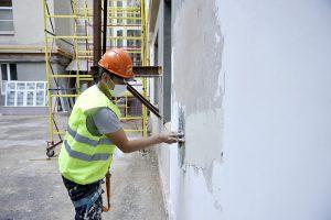 Капитальный ремонт проведут в многоквартирном доме района. Фото: Наталия Феоктистова, «Вечерняя Москва»