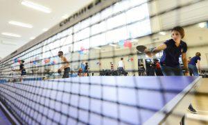 Фестиваль настольного тенниса пройдет в Физкультурно-оздоровительном комплексе «Таганский». Фото: Наталья Феоктистова «Вечерняя Москва»