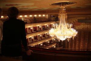 Продажу билетов в театры и музеи переведут в онлайн в рамках борьбы с COVID-19. Фото: Cергей Шахиджанян, «Вечерняя Москва»