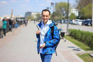 Интервью с актером организуют сотрудники парка «Таганский». Фото предоставили в парке «Таганский»