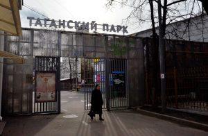 Зарядку проведут сотрудники Парка «Таганский». Фото: Анна Быкова