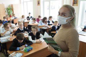Каникулы в школах Москвы перенесли на ранний срок. Фото: Антон Гердо, «Вечерняя Москва»