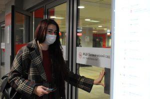 Санитарные меры в МЦК тщательно соблюдают. Фото: Светлана Колоскова, «Вечерняя Москва»