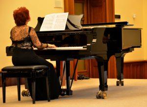 Концерт ко Дню работника культуры пройдет в библиотеке имени Петра Юргенсона. Фото: Анна Быкова