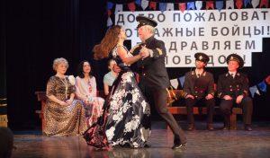 Военный концерт провели в Доме культуры «Стимул». Фото предоставили в Доме культуры «Стимул»