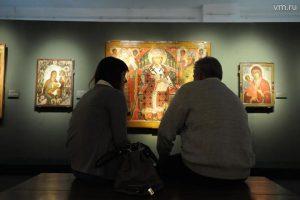 Лекция о шестом дне творения состоится в Музее Андрея Рублева. Фото: Пелагия Замятина, «Вечерняя Москва»