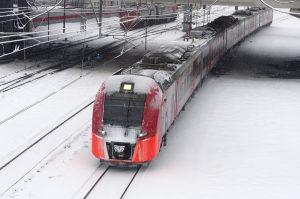 Общественный транспорт и МЦК в новогодние праздники будут работать в другом режиме. Фото: Антон Гердо, «Вечерняя Москва»