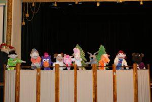 Кукольный спектакль покажут работники Дома культуры «Стимул». Фото предоставили в Доме культуры «Стимул»