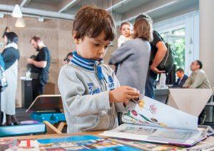 Сотрудники библиотеки иностранной литературы подготовят онлайн-мероприятие «Silent Books: книги без слов». Фото: сайт мэра Москвы