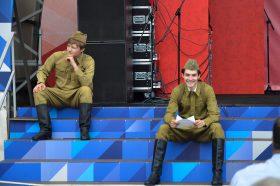 Битва за Мосул: онлайн-спектакль сыграют представители парка «Таганский». Фото: Анна Быкова