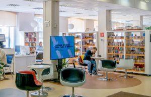 Сотрудники Библиотеки иностранной литературы организуют встречу в формате онлайн. Фото: сайт мэра Москвы