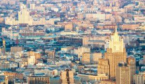 Старт корабля «Союз МС-18» 9 апреля покажут на самом большом медиафасаде столицы. Фото: сайт мэра Москвы