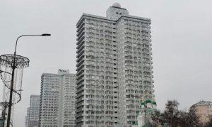 Замена фасадов жилых домов на Новом Арбате завершилась. Фото предоставили в пресс-службе в Префектуре ЦАО