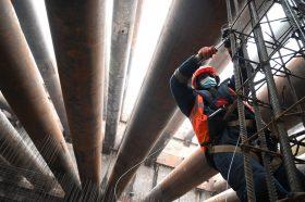 Проходку всех тоннелей на Большой кольцевой линии метро завершат в Москве в 2021 году. Фото: Алексей Орлов, «Вечерняя Москва»