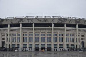 Работу начали новые спортивные стадионы Москвы. Фото: Анна Быкова