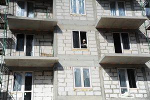 Обманутым дольщикам построят жилье в Москве. Фото: Светлана Колоскова, «Вечерняя Москва»