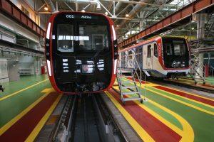Парк вагонов столичной подземки обновится на 80 процентов до конца 2023 года. Фото: Антон Гердо, «Вечерняя Москва»