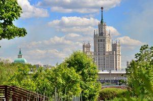 Московское отделение «Единой России» представило предвыборную программу. Фото: Анна Быкова