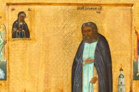 Сотрудники Музея Рублева рассказали о старинной иконе. Фото с сайта музея