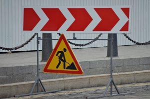 Дорожное полотно отремонтируют в районе. Фото: Анна Быкова