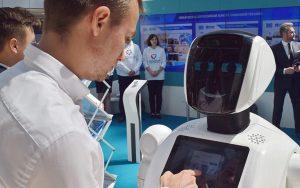 Работники Дома детского творчества «На Таганке» анонсировали уроки по робототехнике. Фото: сайт мэра Москвы