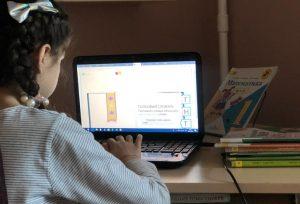 Онлайн-занятие организуют работники Дома детского творчества «На Таганке». Фото: Патимат Абдурахманова