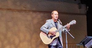Концерт организовали в Музее Владимира Высоцкого. Фото со страницы Музея Высоцкого в социальных сетях